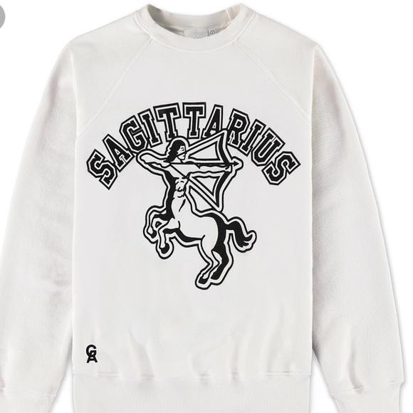 5721b6a01f2 Good American Sagittarius Zodiac Sweatshirt NWT